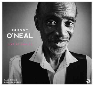 Johnny O'Neal - Cover